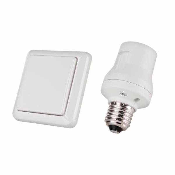 Trust SET AWST-8800 + AFR-060 ML sada s bezdrátovým nástěnným vypínačem a spínačem pro bezdrátové spínání světel