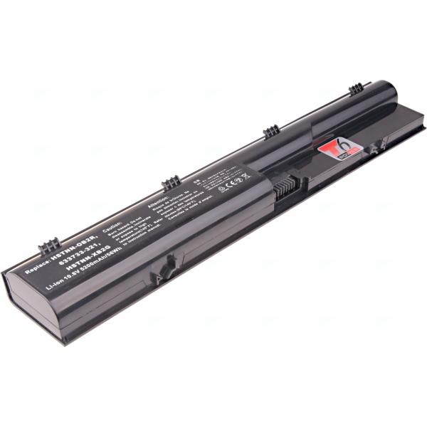 Baterie T6 power HP ProBook 4330s, 4430s, 4435s, 4440s, 4530s, 4535s, 4540s, 4545s, 6cell, 5200mAh