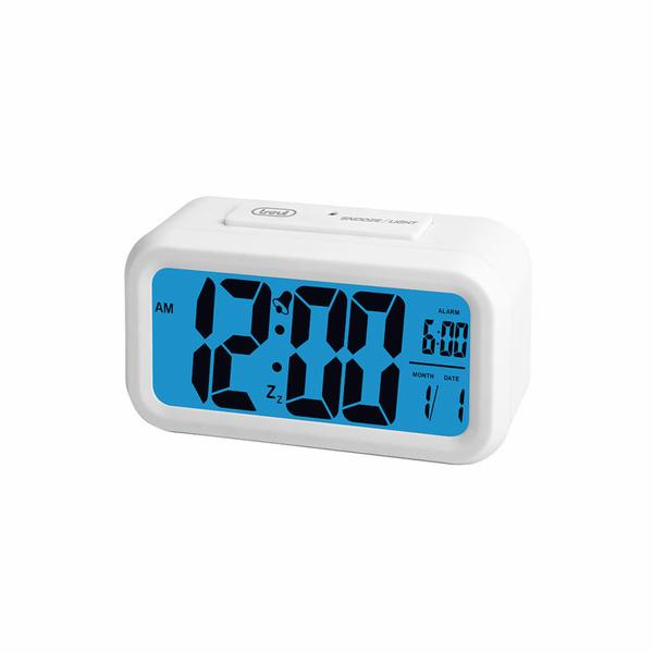 SLD 3068/WH Digi. hodiny+budík+kalendář
