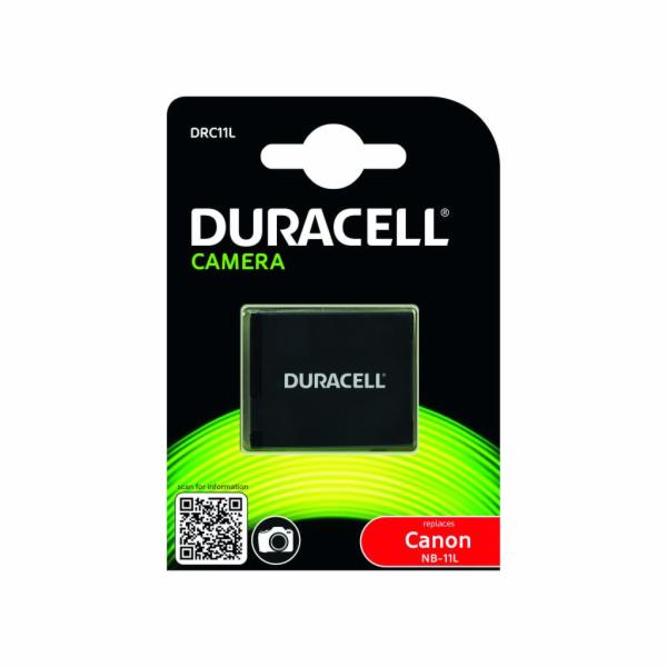 DURACELL Baterie - Pro dogitální fotoaparáty nahrazuje Canon NB-11L