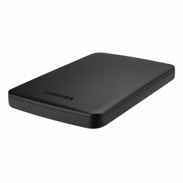 Externí HDD Toshiba Canvio Ready 2,5 500 GB černý