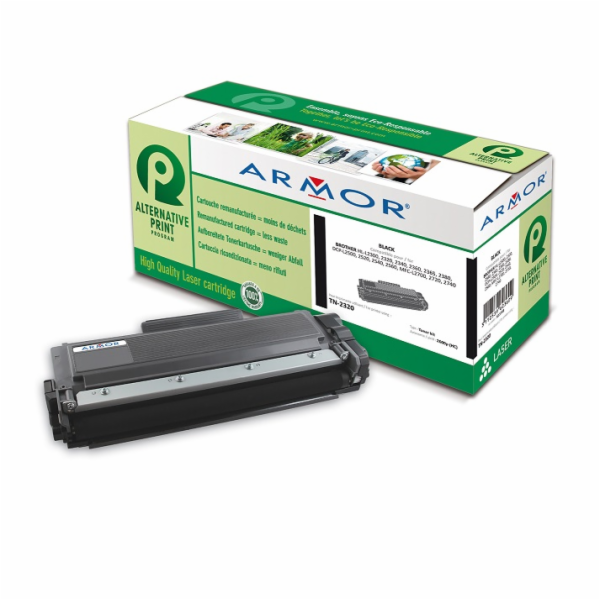 Armor toner pro Brother,2.600str (HL- L2300) Bk