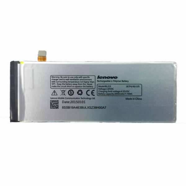 Lenovo BL215 Original Baterie 2050mAh Li-Ion (Bulk)