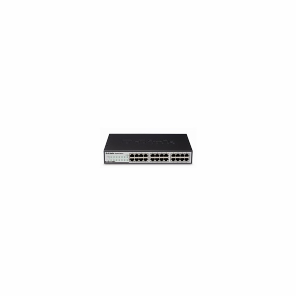 D-Link DGS-1024D 24-port 10/100/1000 Gigabit Desktop Switch