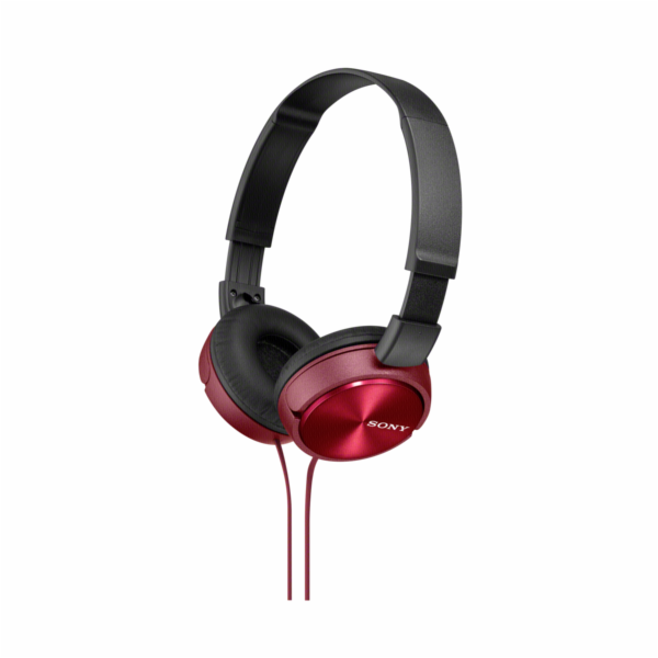 Sony MDR-ZX310R cervena