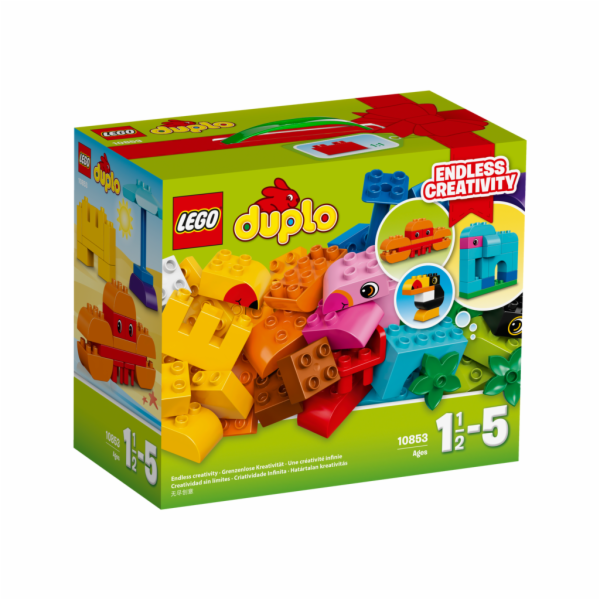 LEGO DUPLO 10853 Creative Builder Box