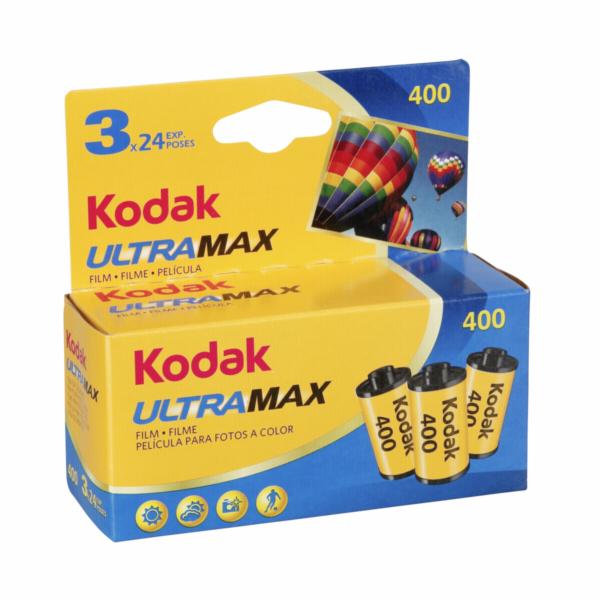 1x3 Kodak Ultra max 400 135/24