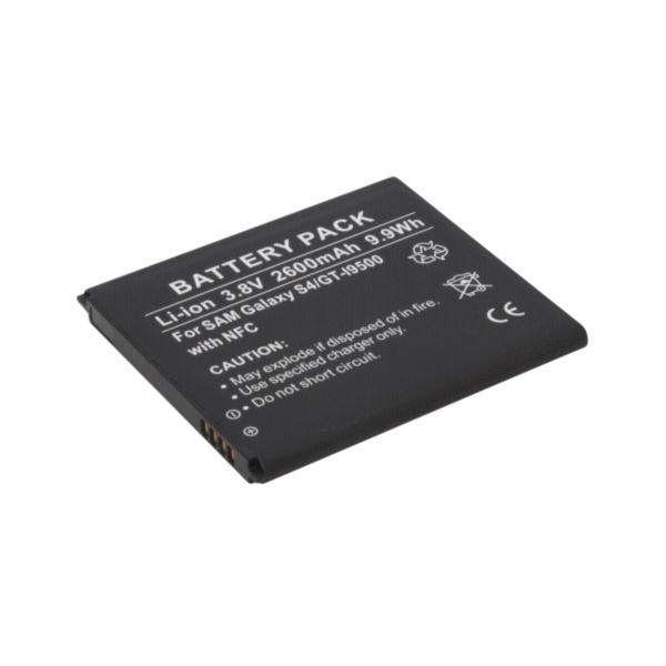 Ansmann Li-Ion Akku 2600 mAh for Samsung Galaxy S4 / GT-I9500