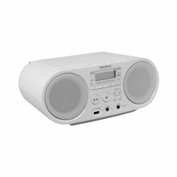 Sony ZS-PS50W white