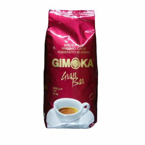 Káva Gimoka Gran Bar 1kg zrnková