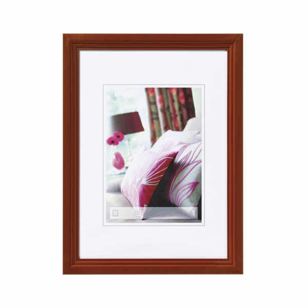 Walther Living hazelnut 30x40 Wooden Frame HY040P