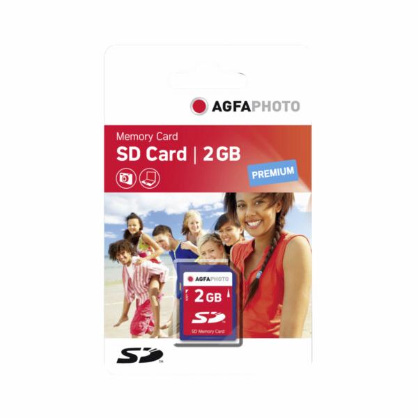 AgfaPhoto SD Premium 133x 2GB 10403P