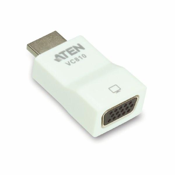 ATEN Konvertor HDMI na VGA rozhraní až 1080P