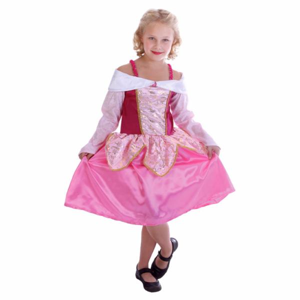 Kostým Princezna, velikost 110-120 cm