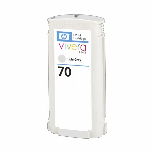 HP C 9451 A cartridge svetle seda Vivera No. 70
