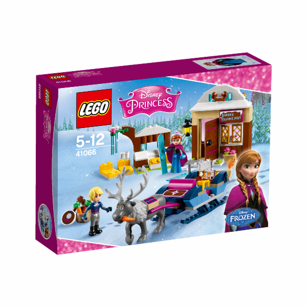 LEGO Disney Princess 41066 Anna and Kristoff`s Sleigh Adventure