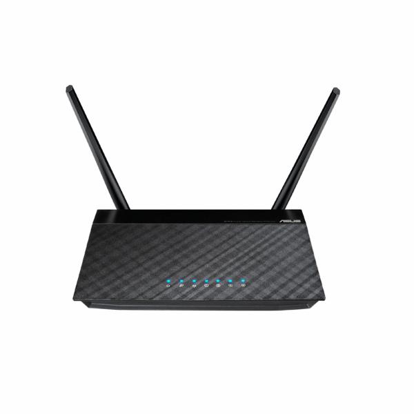 ASUS RT-N12 vD, Bezdrátový router/přístupový bod/repeater N300 3 v 1, 5dBi odnímatelné antény