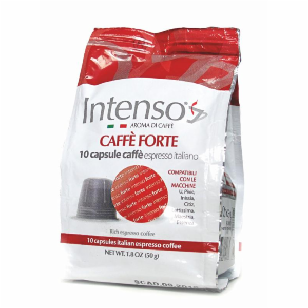 Kapsle Intenso Forte 10x Nespresso