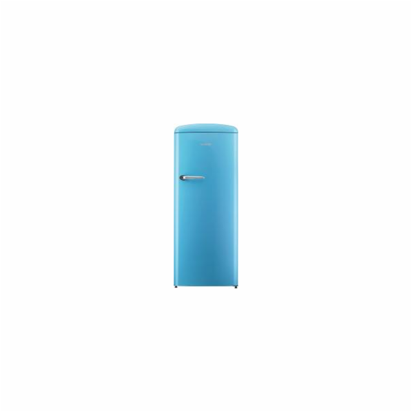 Chladnička Gorenje ORB153BL, modrá