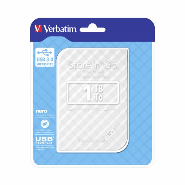 Verbatim Store n Go 2,5 1TB USB 3.0 bila Gen 2
