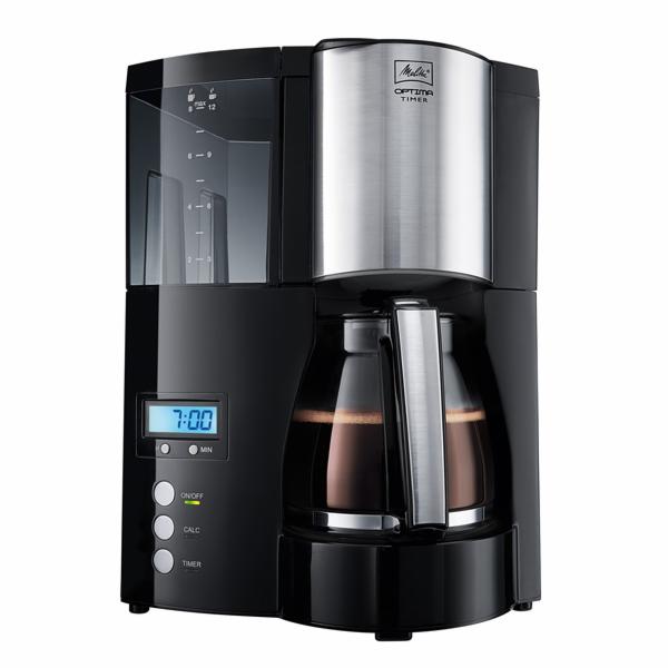 Kávovar Melitta Optima Timer černý