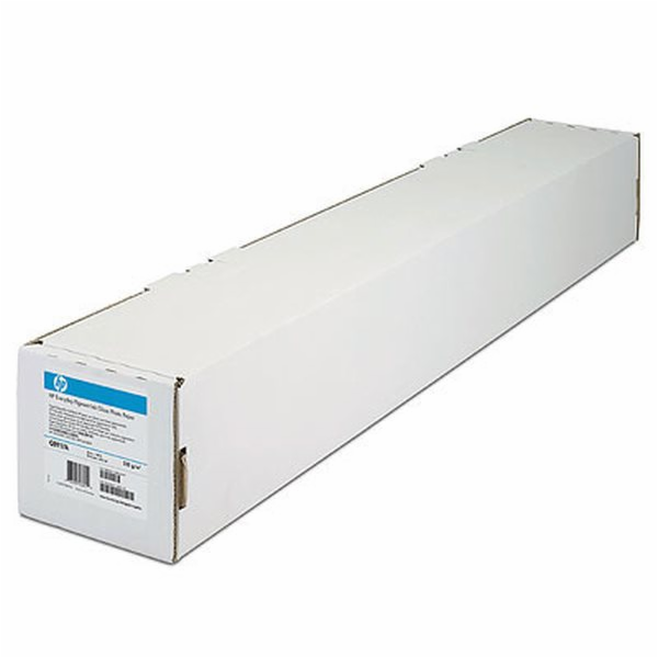 HP Super Heavyweight Plus Matte Paper-610 mm x 30.5 m (24 in x 100 ft), 10.2 mil, 210 g/m2, Q6626B