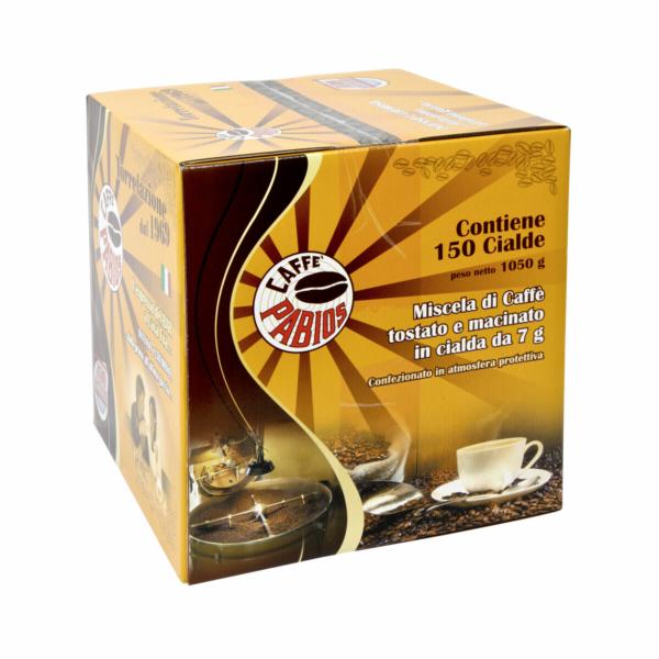 Kapsle Caffe Pabios Extra Bar 150 ks