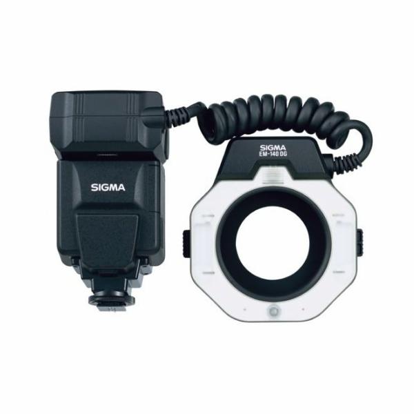 Blesk kruhový Sigma EM 140 DG pro Canon