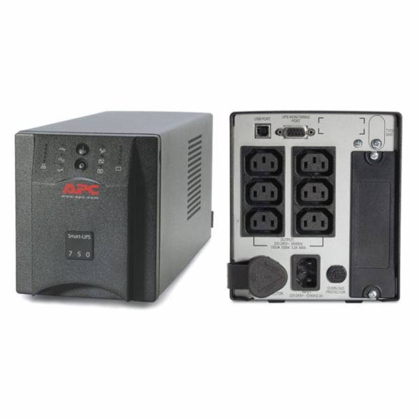 APC Smart-UPS 750VA 230V USB with UL approval