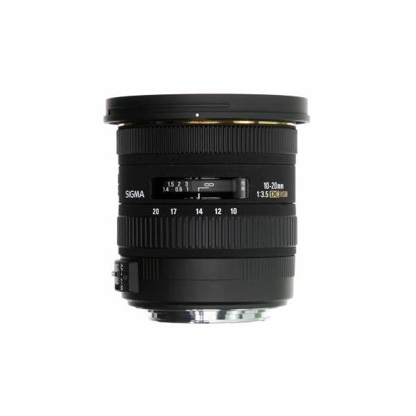 Objektiv Sigma 10-20/3.5 EX DC HSM pro Canon