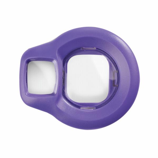 Fujifilm Instax Mini 8 selfie lens - grape