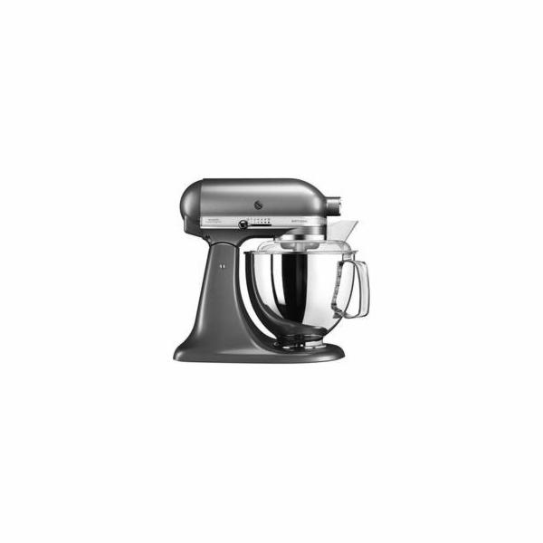 Kuchyňský robot KitchenAid Artisan 5KSM175PSEMS tmavě stříbrná