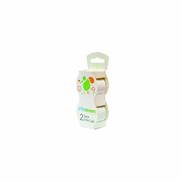 Sodastream víčko bílé na plastové lahve 2ks