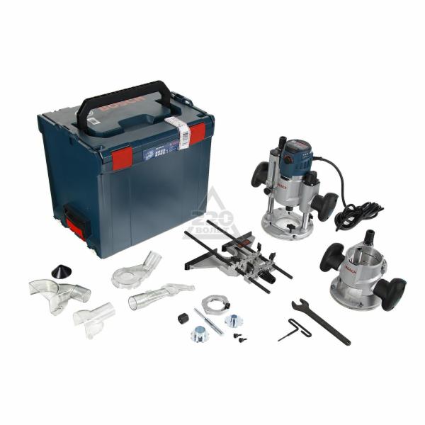 Frézka multifunkční Bosch GMF1600CE Professional (0601624002)