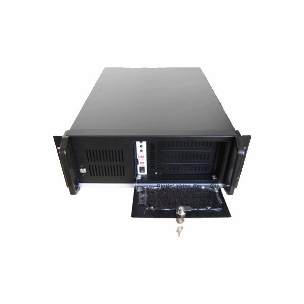 "Server Case 19"" IPC970 480mm, bílý - bez zdroje"