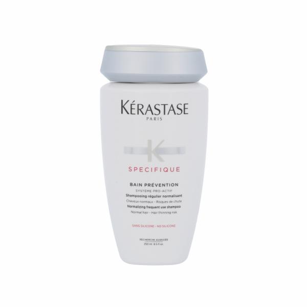 Přípravek proti padání vlasů Kérastase Specifique Bain Prevention Frequent Use Shampoo 250ml