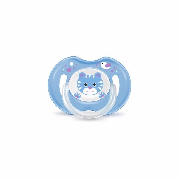 BPC 6301 Dudlík modrý 0m+ BAYBY