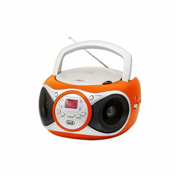 CD 512/ORG Radiopřijímač s CD přehrávač