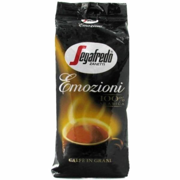 Káva Segafredo Emozioni 1kg zrnková 100% Arabica