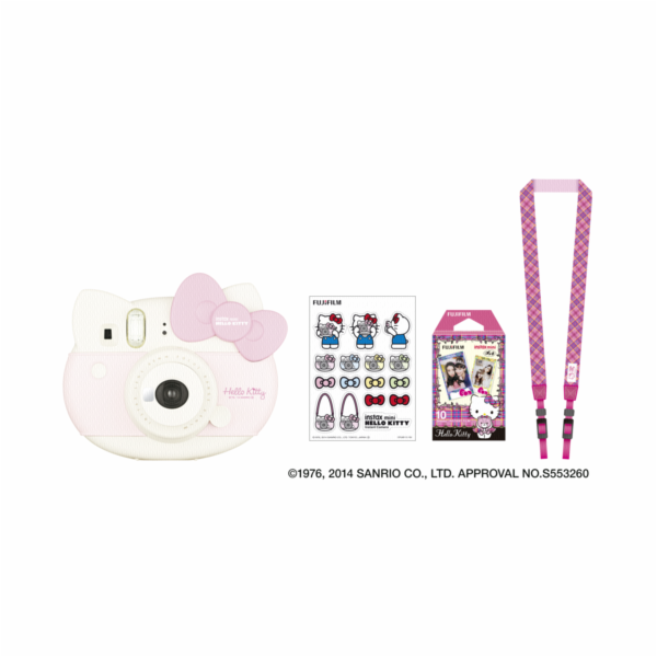 Fujifilm Instax Mini Hello Kitty Set incl. Film