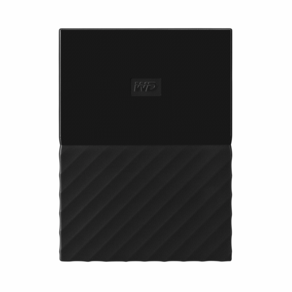 Western Digital My Passport 1TB black HDD
