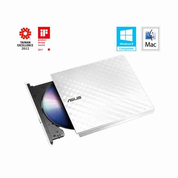 AKCE SDRW-08D2S-U LITE White externí + soft