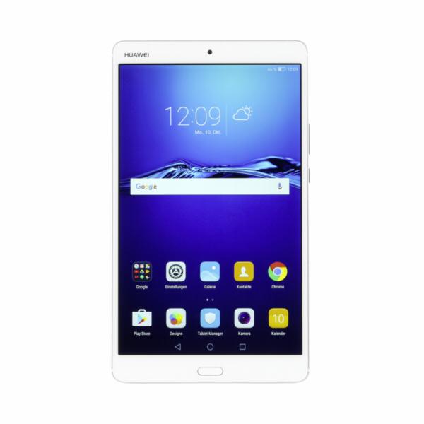 Huawei MediaPad M3 LTE silver