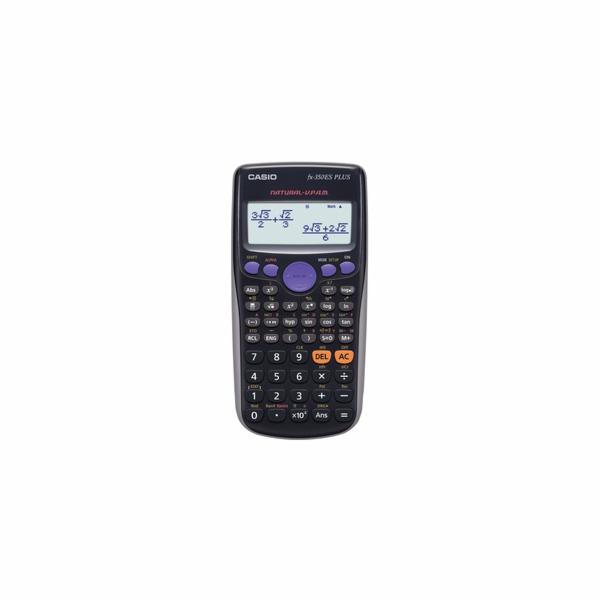 Kalkulačka Casio FX 350 ES PLUS, školní