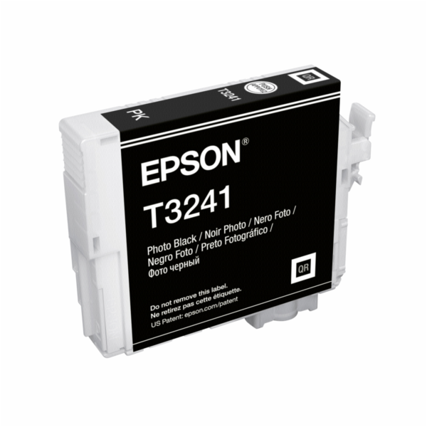 Epson ink cartridge photo black T 324 T 3241