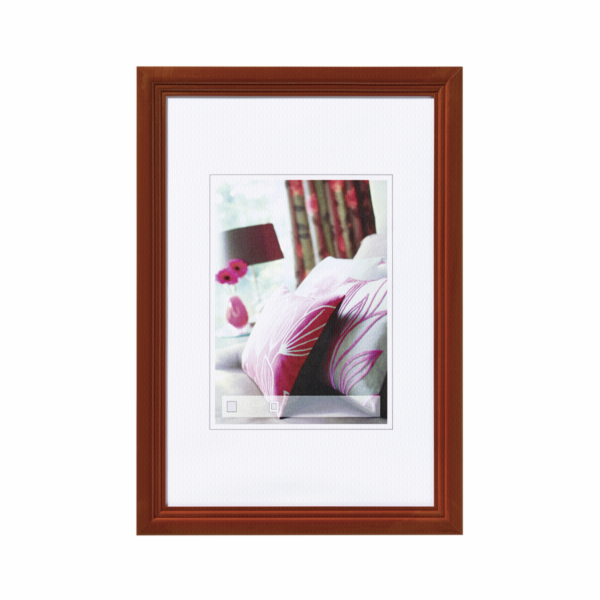 Walther Living hazelnut 21x29,7 Wooden Frame HY130P