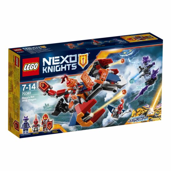 Lego Nexo Knights Macyin Robodrak