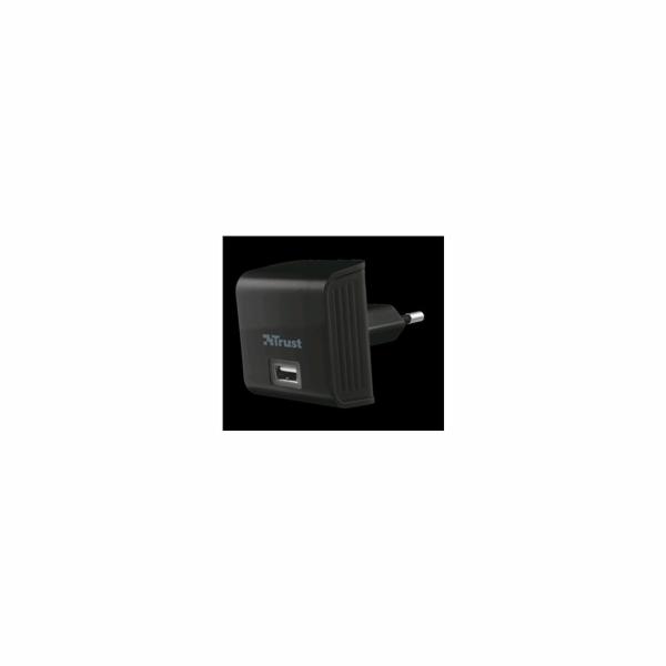 TRUST USB nabíječka Wall Charger 12W (5V/2,1A)