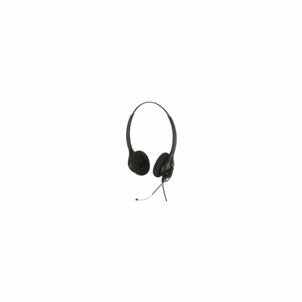 PLANTRONICS náhlavní souprava SupraPlus HW261, QD, stereo