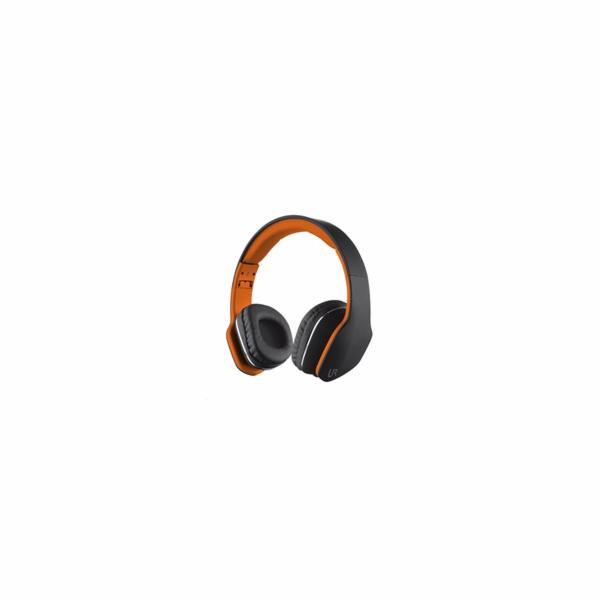 TRUST Sluchátka s mikrofonem Mobi Headphone - černá